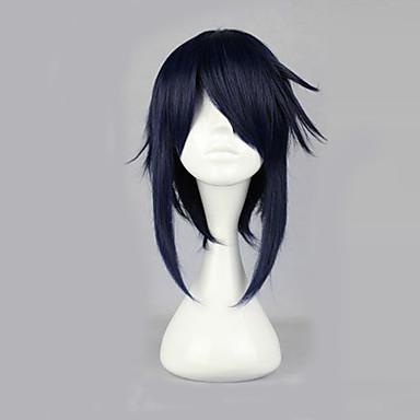 Cosplay Wigs K Reishi Munakata Anime Cosplay Wigs 40 CM Heat Resistant Fiber Men's