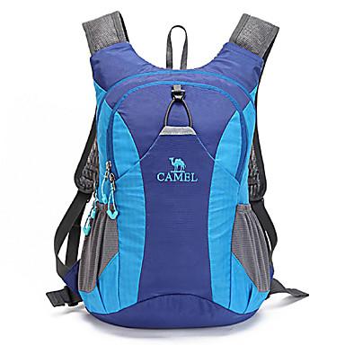 CAMEL 15 L Rucksack Radfahren Rucksack Camping & Wandern Radsport / Fahhrad Reisen Eingebaute Kesseltasche tragbar Atmungsaktiv