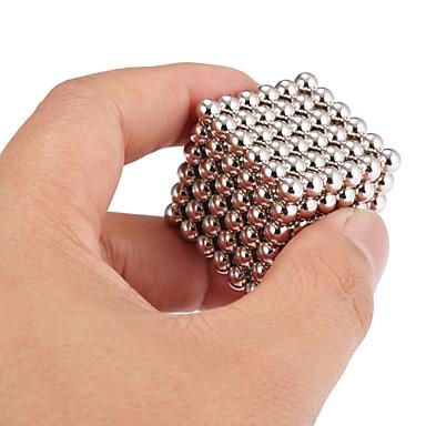 216 pcs 5mm Magnetspielsachen Magnetische Bälle / Bausteine / Puzzle Würfel Magnet Magnetisch Erwachsene Geschenk