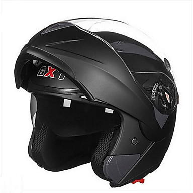 dabd22f603f3e GXT Integral Adultos Unisex Casco de la motocicleta Antiniebla    Transpirable