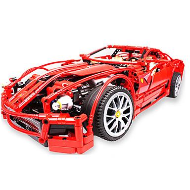Blocos de Construir 1 pcs Carro Criativo Chique & Moderno Para Meninos Para Meninas Brinquedos Dom