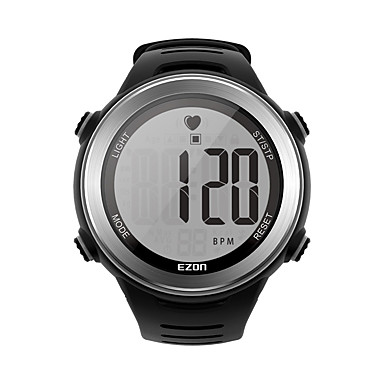 Smartwatch Water Resistant / Water Proof Sports Heart Rate Monitor Alarm Clock Bluetooth4.0 No Sim Card Slot
