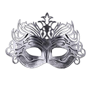 billige Masker-CHENTAO Maskerademasker Plast Voksne Drenge Pige Legetøj Gave 1 pcs