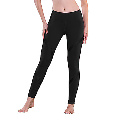 Queen Yoga Kadın's Legginsy do biegania Bielizna termoaktywna Spor Taytları Nefes Alabilir Sıkıştırma Alt Giyimler için Yoga Fitness Koşma