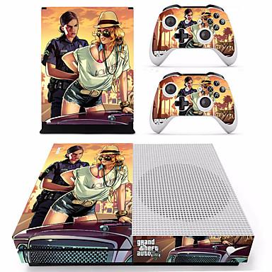 B-SKIN XBOX ONE  S PS/2 Adesivo - Xbox One S Novidades Sem Fio #