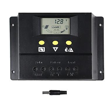 y-solar 60a napelemes töltésvezérlő 12V 24V auto switch a napelem 60i