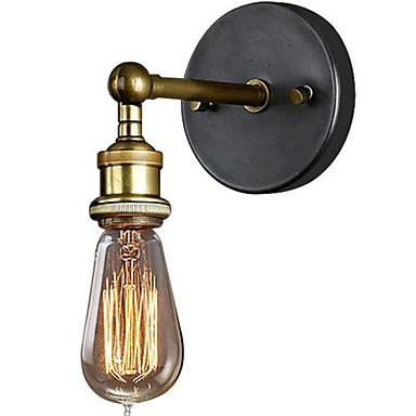 Land Vegglamper Metall Vegglampe 220V / 110-120V 40w