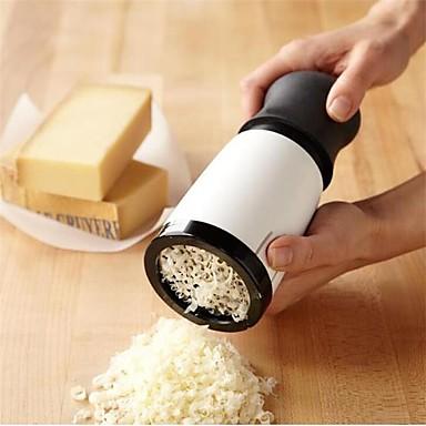 1pç Utensílios de cozinha Plástico Gadget de Cozinha Criativa Peeler & Grater para Cheese