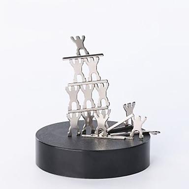 1 pcs Brinquedos Magnéticos Blocos de Construir / Cubo de quebra-cabeça / Escultura Estilo Europeu Adulto Dom