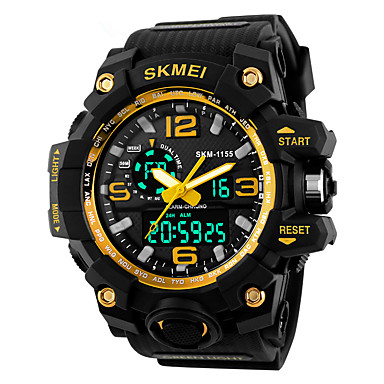 Relógio inteligente YY1155 para Suspensão Longa / Impermeável / Multifunções Cronómetro / Relogio Despertador / Cronógrafo / Calendário / > 480