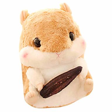voordelige Knuffels & Pluche dieren-Hamster Poppen Knuffels & Pluche dieren Schattig Plezier Meisjes Speeltjes Geschenk 1 pcs