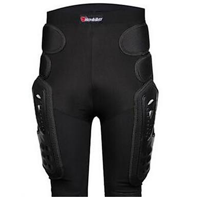 Herobiker beschermende pantserbroek, heavy-duty body beschermende broek motorfiets ski-pantserbroek voor heren & dames
