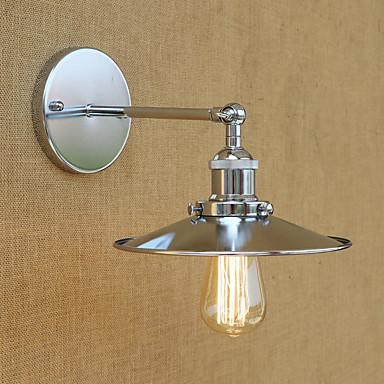 الحديثة / المعاصرة زهري رجعي مصابيح الحائط من أجل معدن إضاءة الحائط 110-120V 220-240V 40W