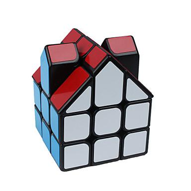 Rubik's Cube Alienígeno Cubo Macio de Velocidade Cubos mágicos Cubo Mágico Adesivo Liso Casa Crianças Adulto Brinquedos Unisexo Para Meninos Para Meninas Dom