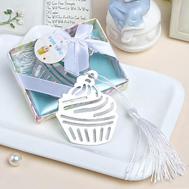Casamento Aniversário Festa de Noivado Chá de Cozinha Chá de Bébe Festa de aniversário Aço Inoxidável Marcadores e Abre Cartas Tema