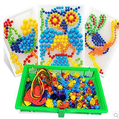 voordelige tekening Speeltjes-Bouwblokken Mozaïeksets DHZ Klassiek Unisex Speeltjes Geschenk