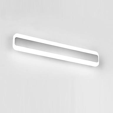 الحديثة / المعاصرة إضاءة الحمام معدن إضاءة الحائط IP67 110-120V / 220-240V 24W