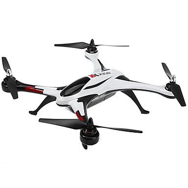 RC Drone X350 6 Canais 6 Eixos 2.4G Quadcópero com CR Luzes LED / Seguro Contra Falhas / Modo Espelho Inteligente Quadcóptero RC / Controle Remoto / Cabo USB / Vôo Invertido 360° / CE