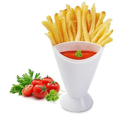 بلاستيك صحون لتقديم الطعام أواني الطعام  -  جودة عالية 17.0*10.0*9.5 0.092