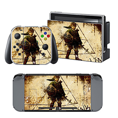 B-SKIN Nintendo Switch / NS Adesivo Para Nintendo Interruptor,Vinil Adesivo Portátil / Novidades #
