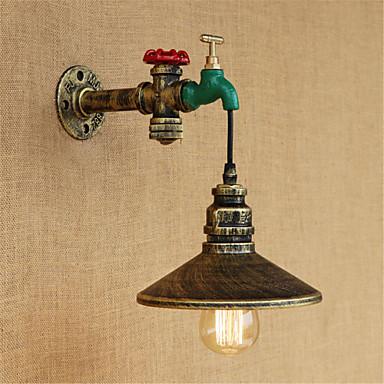 Inovador / Regional / Retro Luminárias de parede Metal Luz de parede 110-120V / 220-240V 40W
