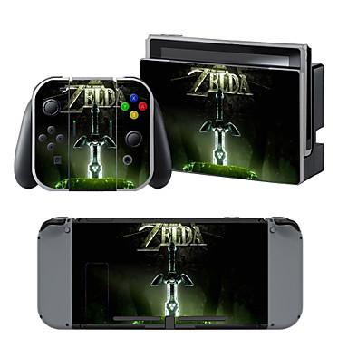 B-SKIN Nintendo Switch / NS Adesivo Para Nintendo Interruptor ,  Portátil / Novidades Adesivo Vinil 1 pcs unidade