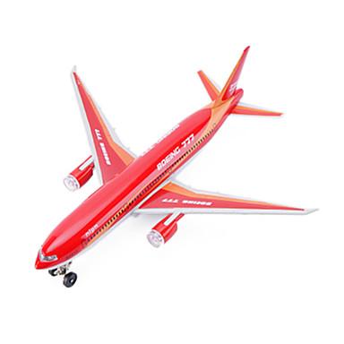 CAIPO Aviões de Brinquedo 777 Aeronave Simulação Música e luz Unisexo Brinquedos Dom
