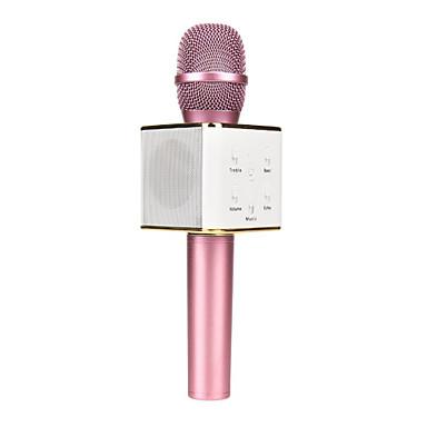 USB Microfone Sem Fio Microfone Condensador Microfone Portátil Para Microfone de Karaoke