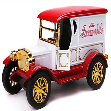 Carros de Brinquedo Modelo de Automóvel Carrinho Clássico Simulação Unisexo