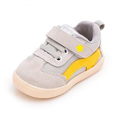 5edaba5b530 Αγορίστικα Παιδιά Αθλητικά Παπούτσια Πρώτα Βήματα Σουέτ Άνοιξη Φθινόπωρο  Causal Επίπεδο Τακούνι Μαύρο Γκρίζο Κόκκινο Μπλε