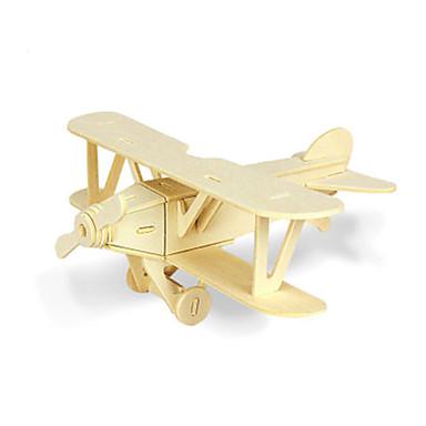 3D퍼즐 비행기 재미 나무 클래식