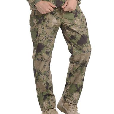 Maskovací lovecké kalhoty Pánské Dámské Unisex Voděodolný maskování Kalhoty pro Lov