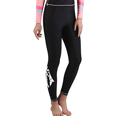 SBART Mulheres Calça Legging de Mergulho Suave Materiais Leves Náilon Chinês Calças Natação Praia