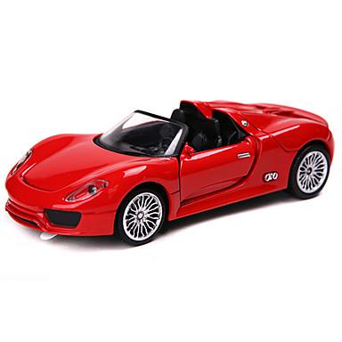 Carros de Brinquedo Carro de Corrida Brinquedos Música e luz Carro Metal Peças Unisexo Dom