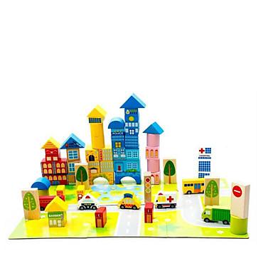 Muwanzi Blocos de Construir / Brinquedo Educativo Carro Clássico Para Meninos Dom