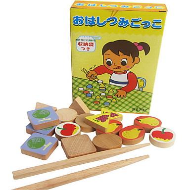 Blocos de Construir Comida de Brinquedo Brinquedo Educativo Clássico Legal Para Meninos Dom
