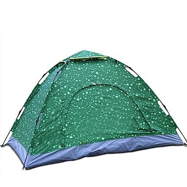 3-4 Personen Zelt Einzeln Camping Zelt Einzimmer für Camping Reisen CM