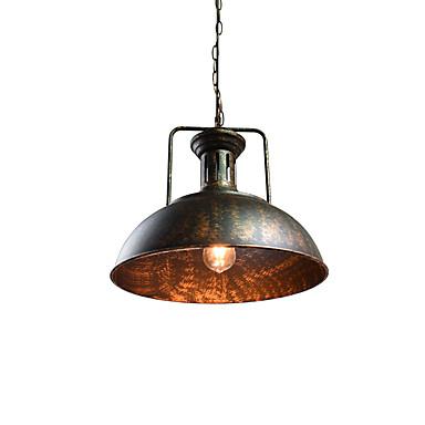 Luzes Pingente Luz Descendente - LED, Rústico / Campestre Vintage Retro Moderno / Contemporâneo, 110-120V 220-240V, Branco Quente,