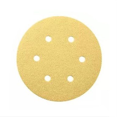 Boschová písečná miska 150mm p180-6 hřbet hřbetu písková deska pískový papír / 10 kusů
