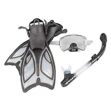 Snorkels Máscaras de mergulho Protecção Mergulho Eco PC Mistura de Material