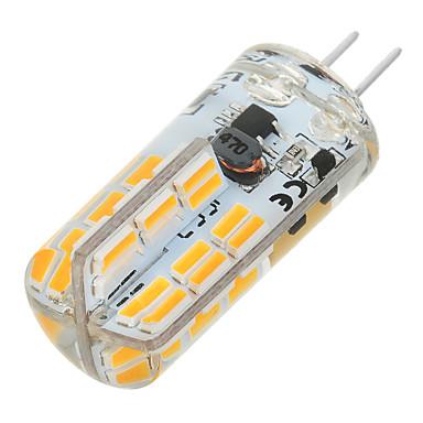G4 LED Bi-pin světla T 48 LED diody SMD 4014 Teplá bílá Chladná bílá 200-300lm 3000/6500