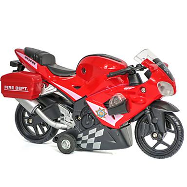 Brinquedos Motocicletas Brinquedos Motocicletas Plástico Metal Peças Unisexo Dom
