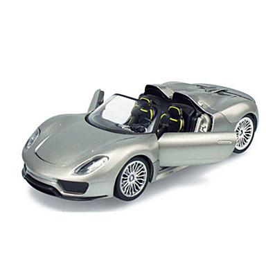 MZ Brinquedos Modelo de Automóvel Carrinhos de Fricção Carro de Corrida Brinquedos Música e luz Carro Plástico Metal Peças Unisexo Dom