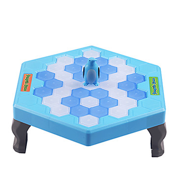 Jogos de Tabuleiro Brinquedos Pinguim Brinquedos ABS Peças Unisexo Dom