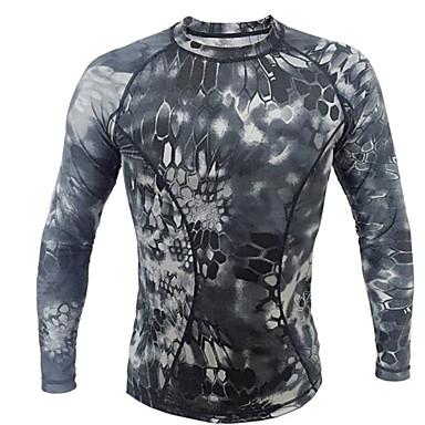 Unisex Vrchní část oděvu Lov Nositelný Pohodlné Jaro Léto