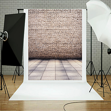 아기 배경 사진 studioprops 벽돌 벽 사진 배경 비닐 5x7ft