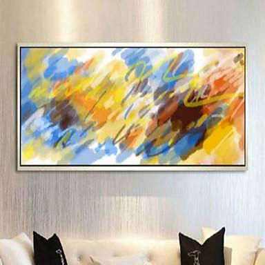 Reprodukce umění Abstraktní Moderní,Jeden panel Horizontálně Tisk Art Wall Decor For Home dekorace