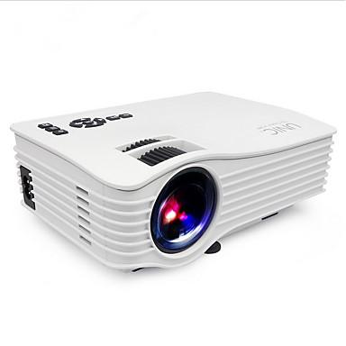 UNIC LCD Projektor fürs Büro LED Projektor 1200 lm Andere OS Unterstützung 1080P (1920x1080) Bildschirm / WVGA (800x480) / ±15°