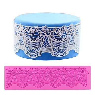 Bakeware 도구 실리콘 고무 / 실리콘 환경친화적인 / 웨딩 / 발렌타인 데이 케이크 / 쿠키 / Cupcake 장식 도구