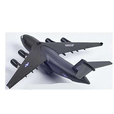Auta na zadní natahování Modelování Letadlo Plast